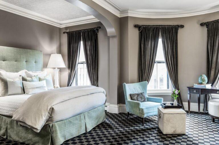 hotel room in boston ma